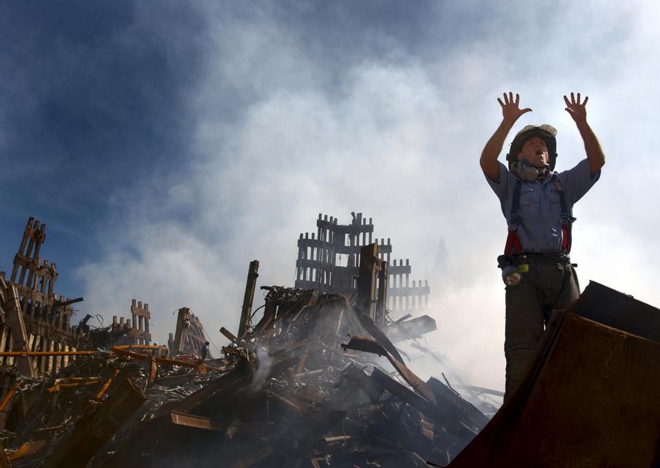 Free A New York City fireman
