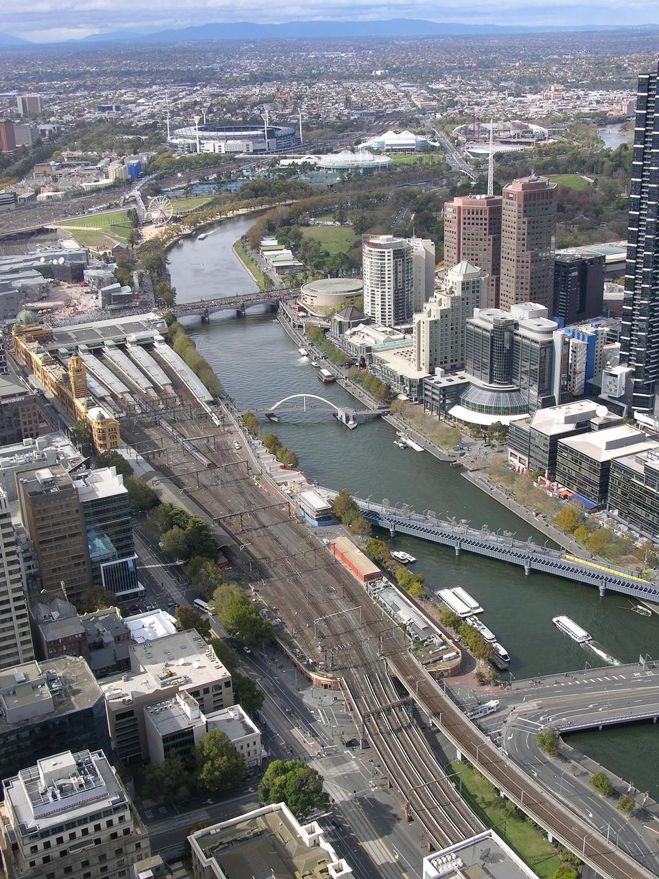Free Southbank Melbourne Victoria Australia