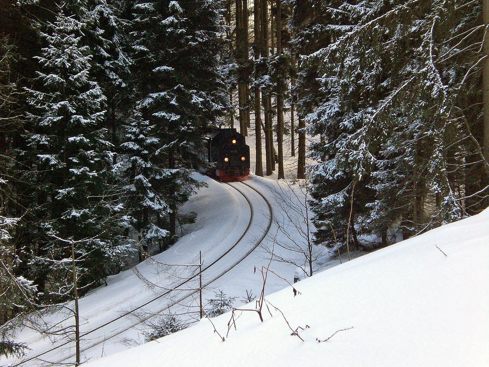 Free Harz narrow Brocken Railway