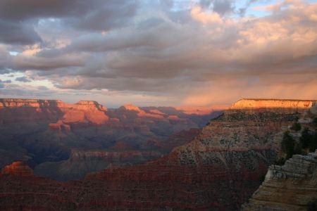 Free Sunset Grand Canyon