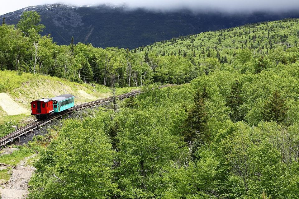 Free Mount Washington Cog Railway