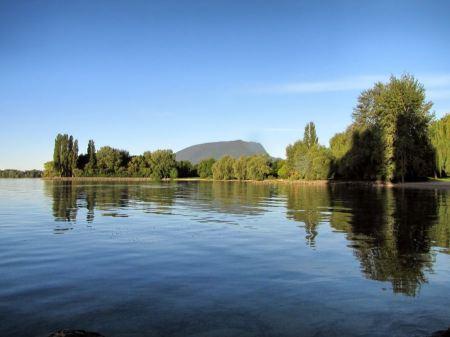 Free Water Reflections Auvernier Switzerland Bay
