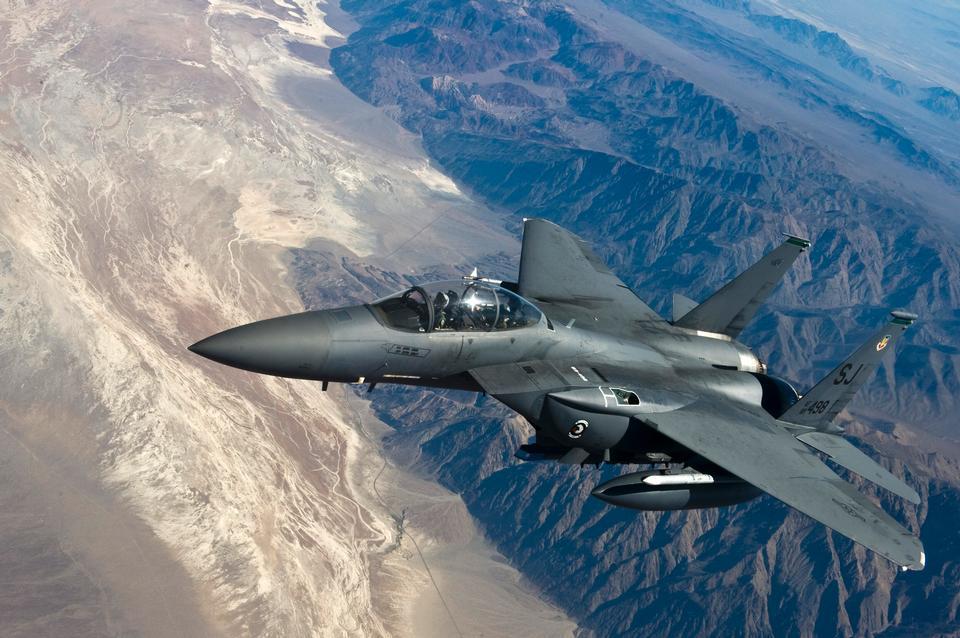 Free U.S. Air Force F-15 Strike Eagle