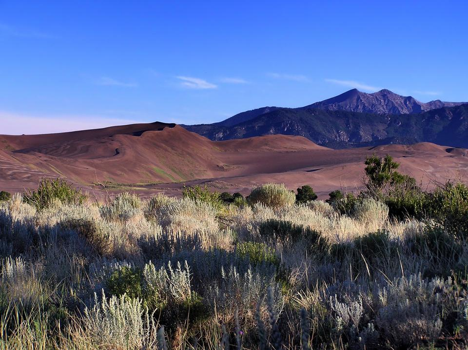 Free Colorado desert landscape