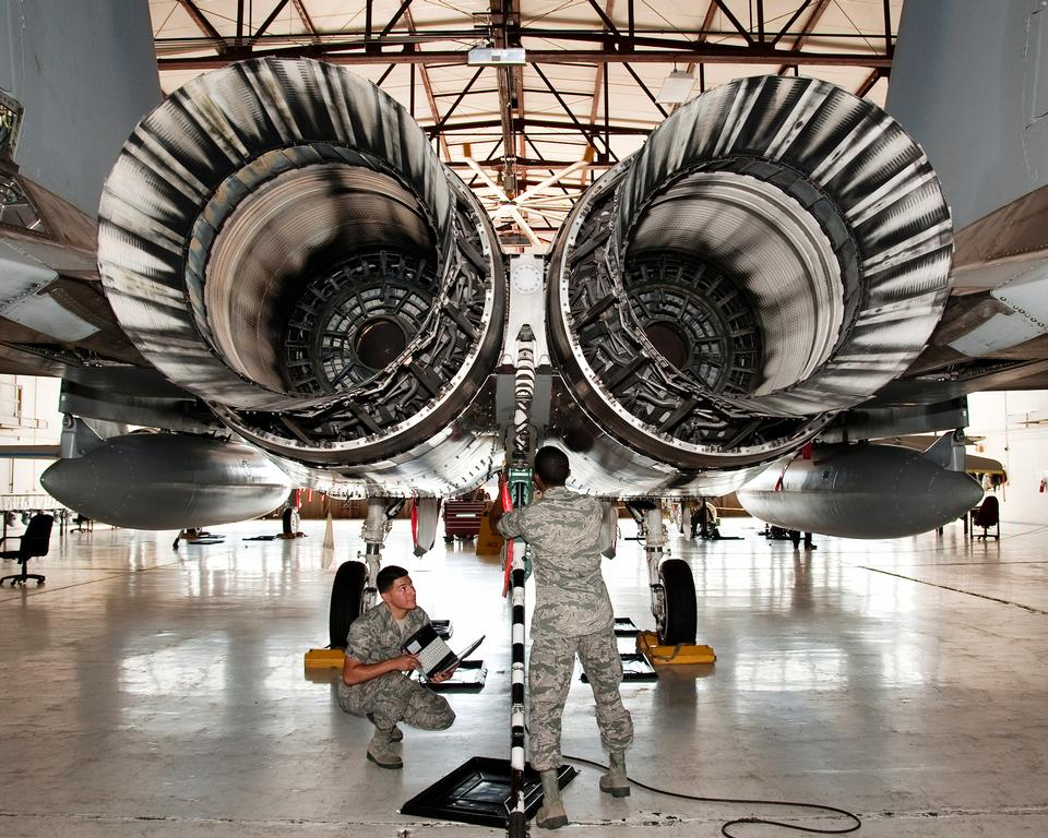 Free Photos: F-15 Eagle Turbo Jet Engine | miliman
