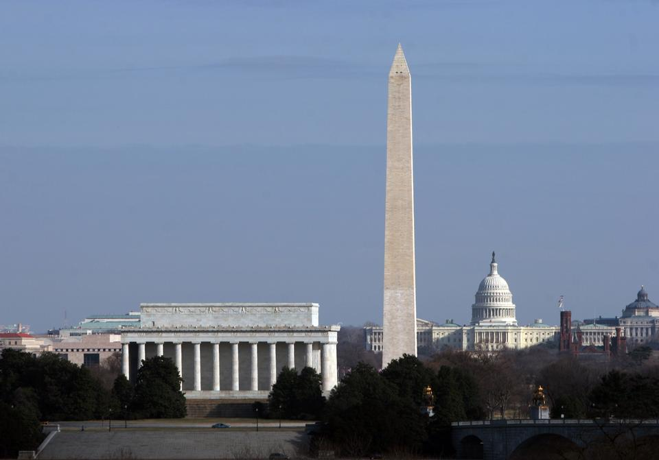 Free National Monuments In Washington, DC