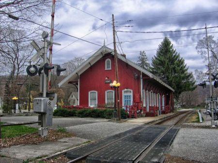 Free kent connecticut train station Railroad