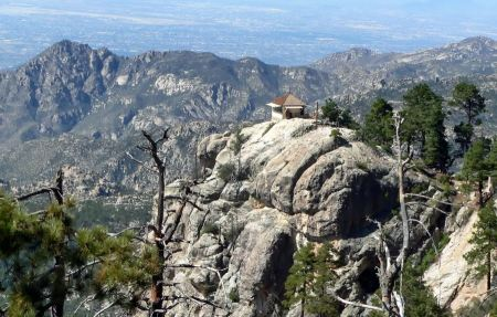 Free Boulders on Mt. Lemmon, Tucson, AZ