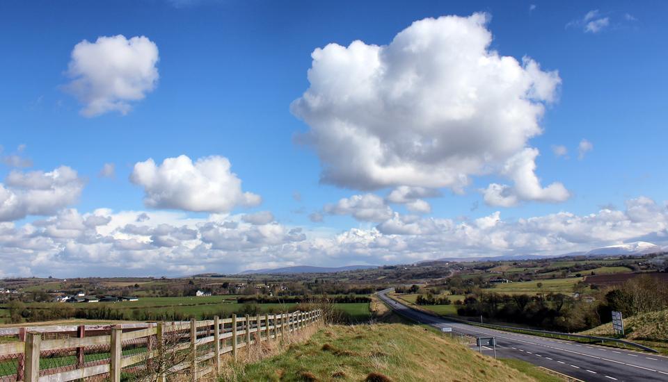 Free Landscape Highway Ireland