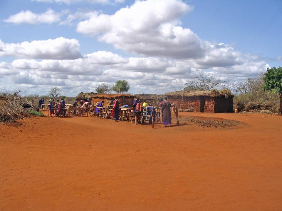 Free Maasai Village Kenya