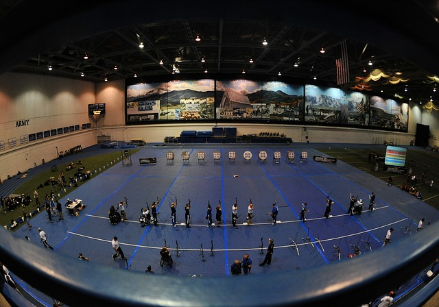 Free colorado springs colorado arena venue compound bow