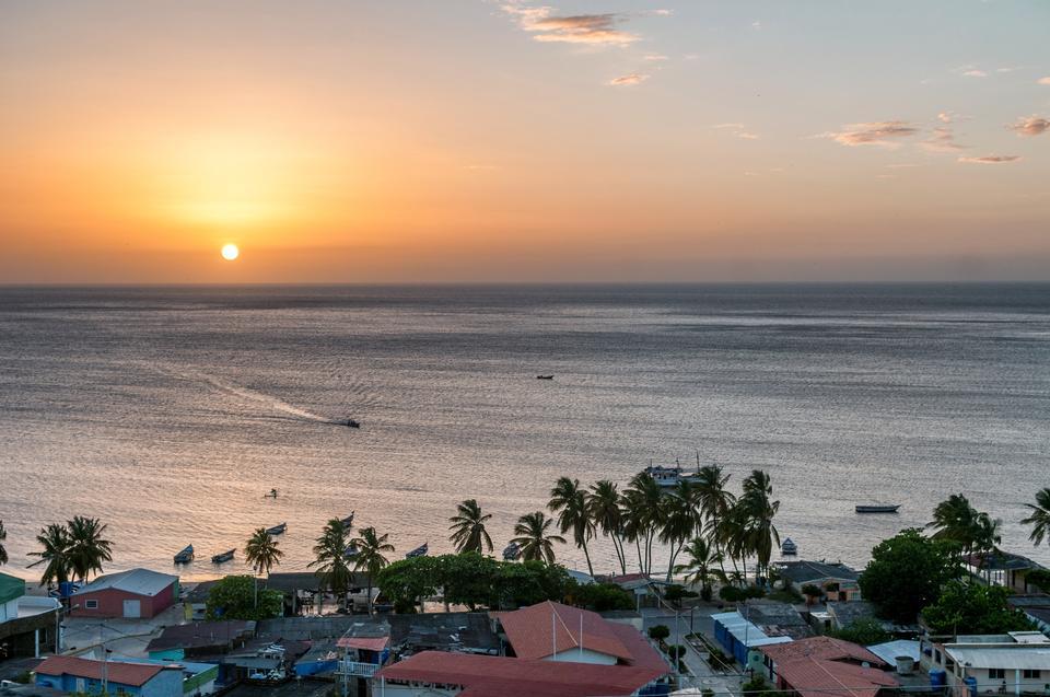 Free Sunset Juan Griego Venezuela