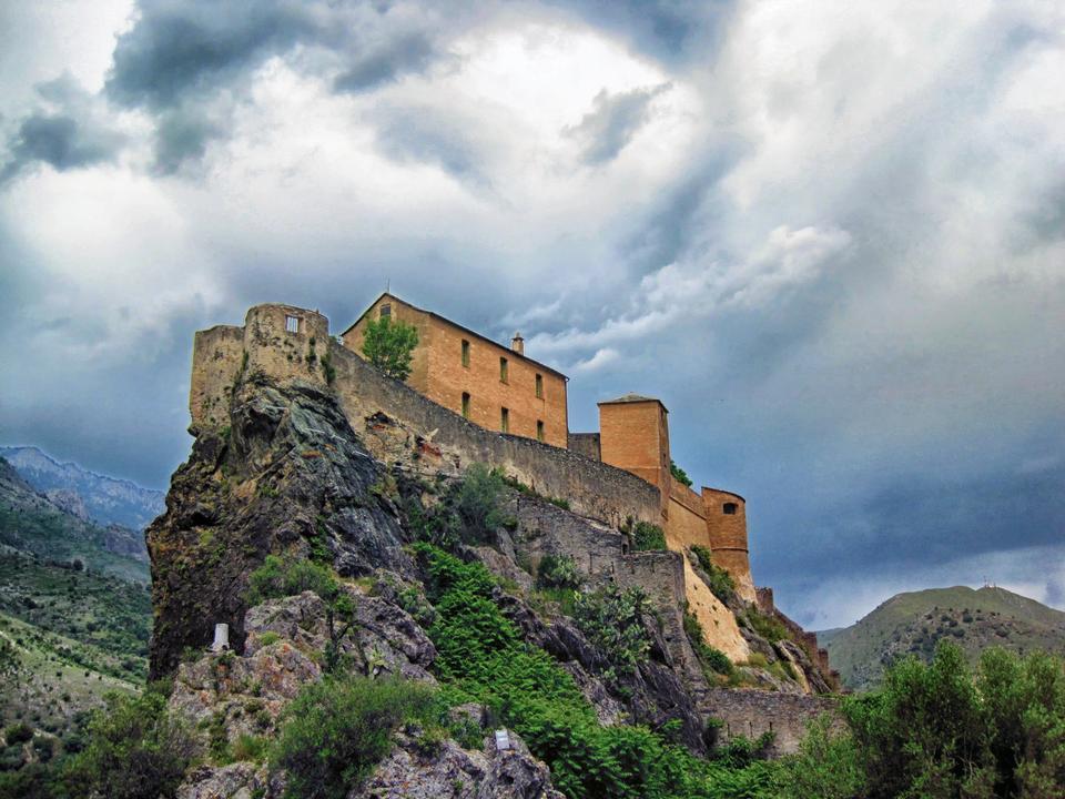Free Historic Castle Citadelle De Corte France