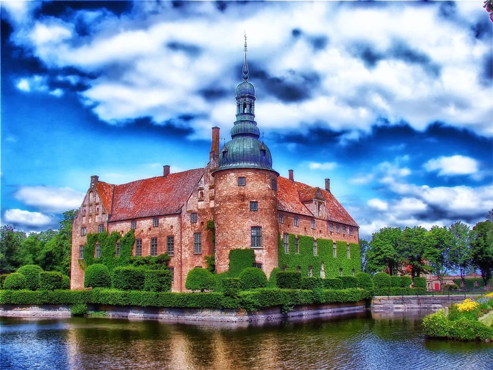 Free Vittskovle Castle Sweden