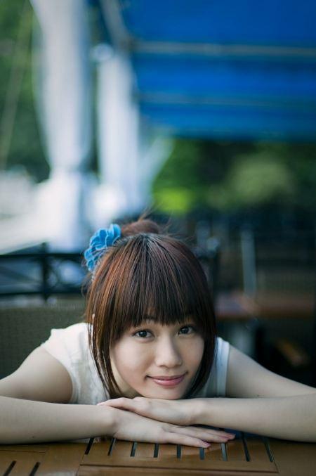 Free Beautiful Chinese Girl Posing