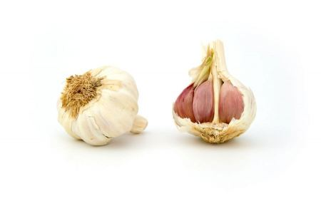 Free Onions Isolated On A White Background