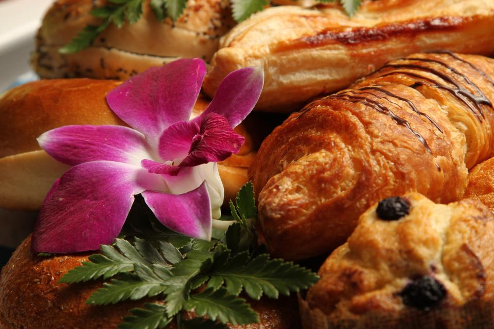 Free An Assortment Of Breads And Pastries