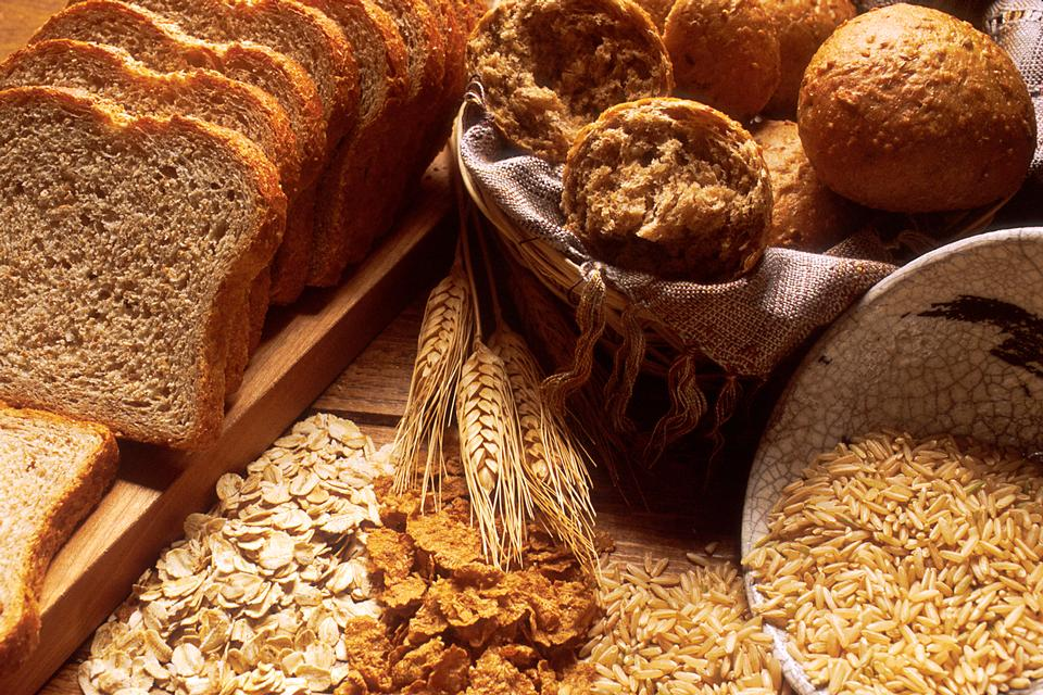 Free Various Breads And Grains
