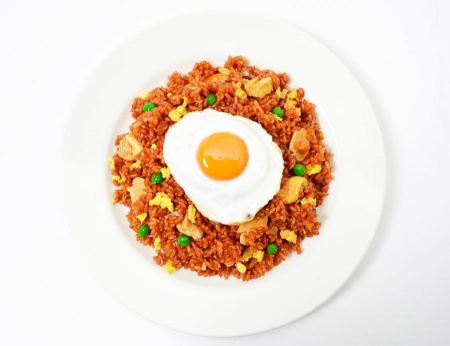 Free Nasi Goreng fried Rice