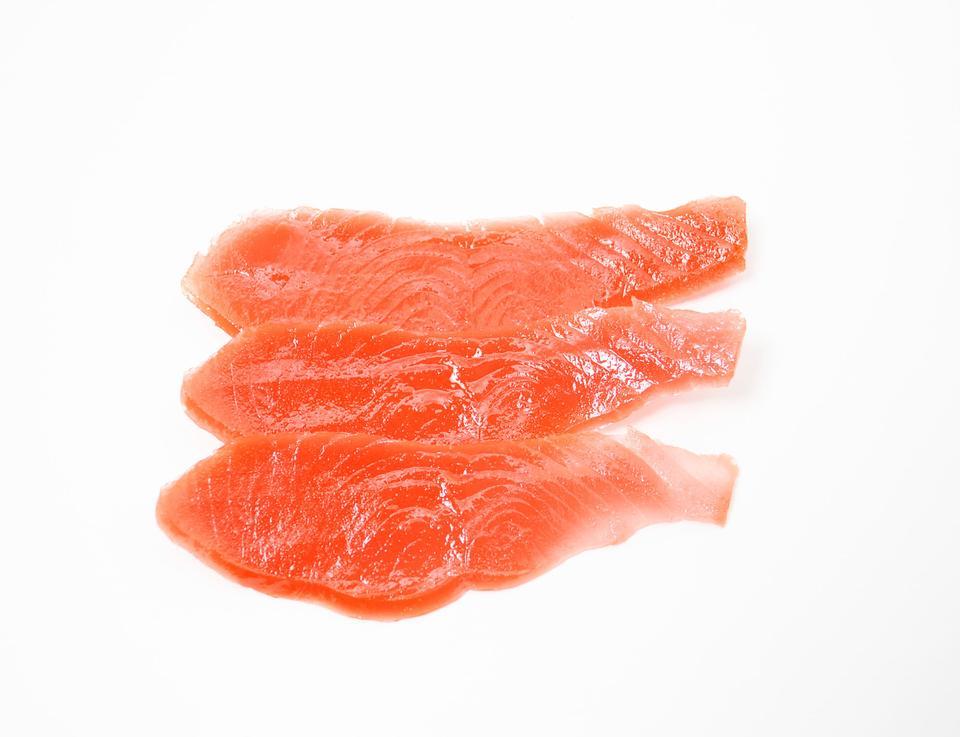 Free Smoked Salmon