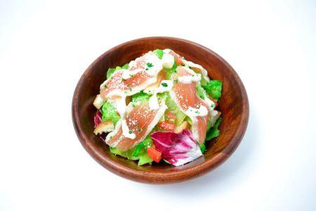 Free Closeup of Vegetable Salad