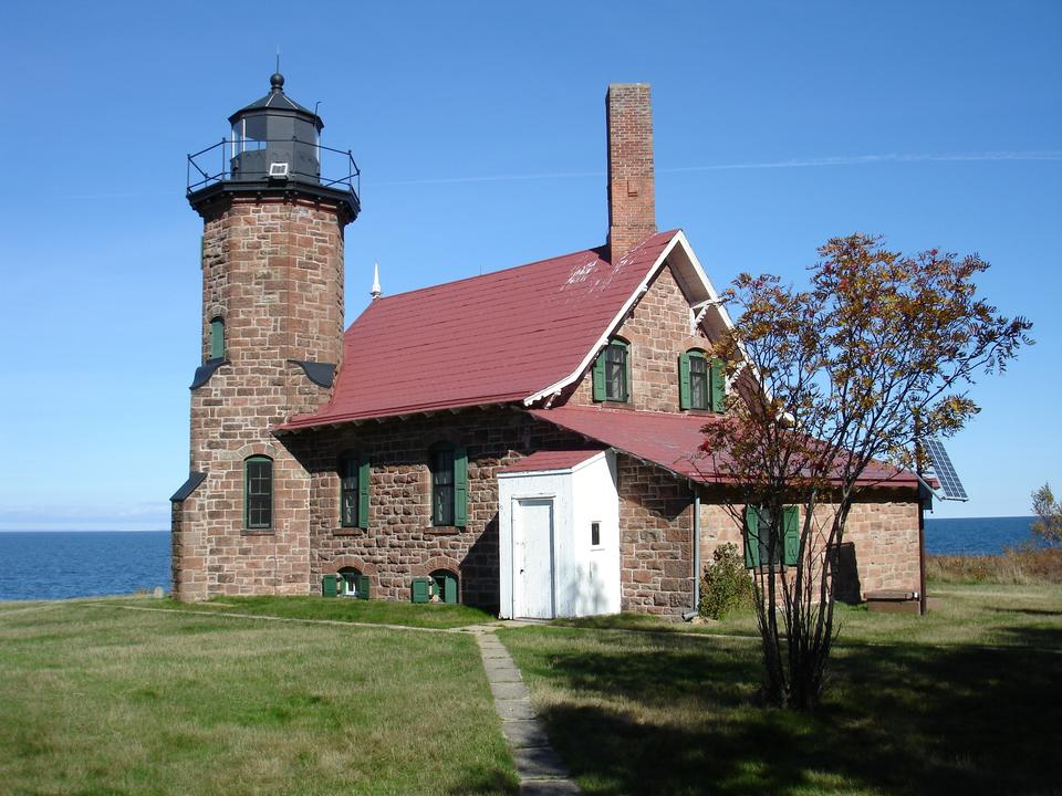 Free Sand Island Lighthouse