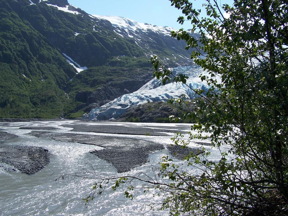 Free Exit Glacier Kenai Fjords National Park
