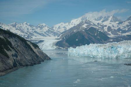 Free Hubbard Glacier