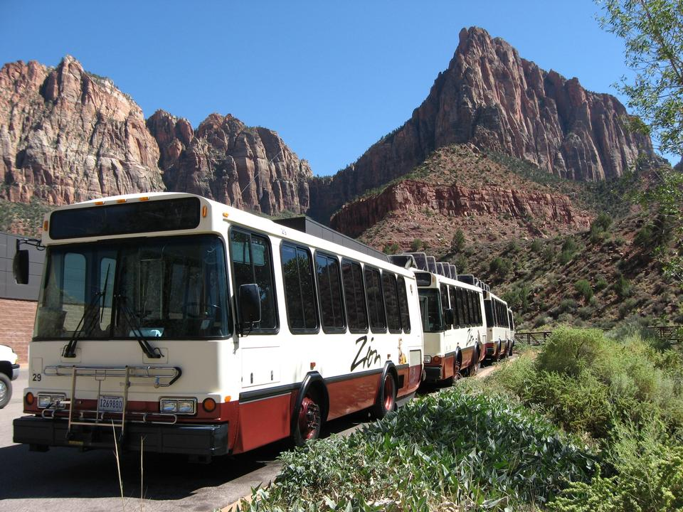 Free Zion Canyon Shuttle System