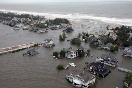 Free Hurricane Sandy to the New Jersey