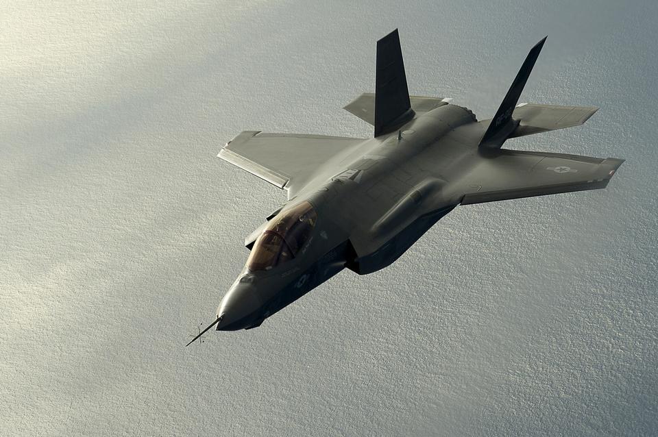 Free An F-35 Lightning II