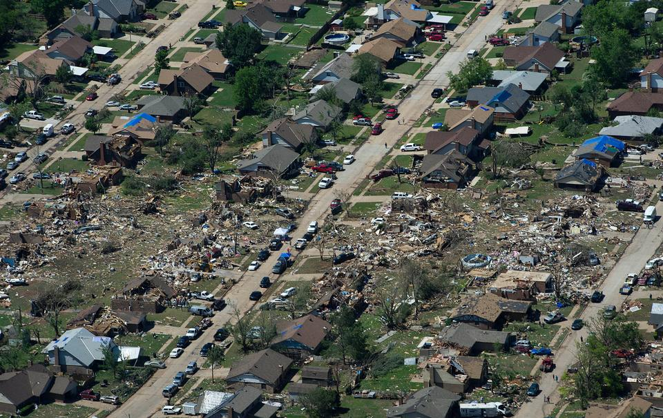 Free Tornado Relief
