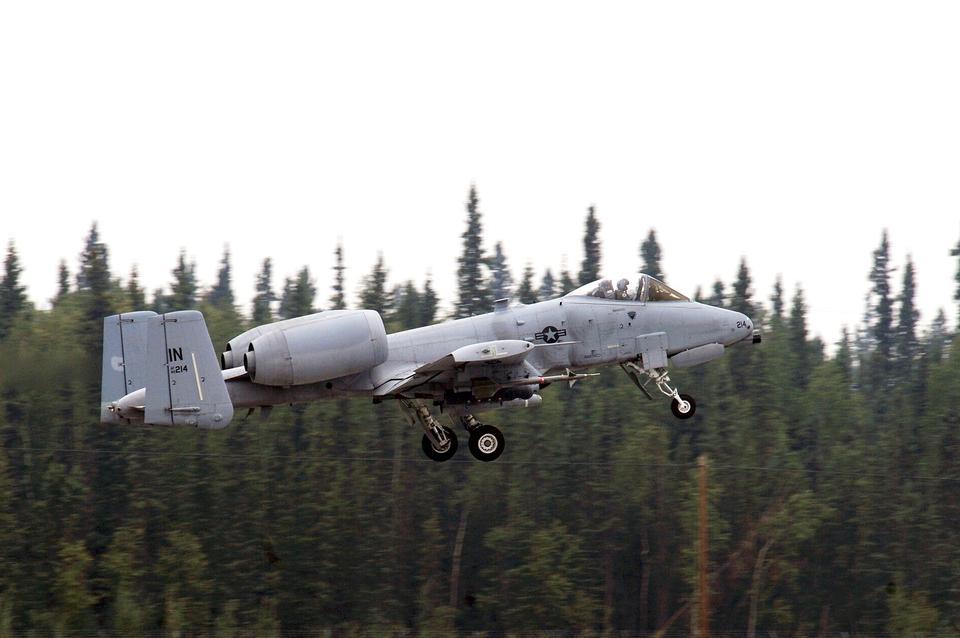 Free A-10 Thunderbolt II