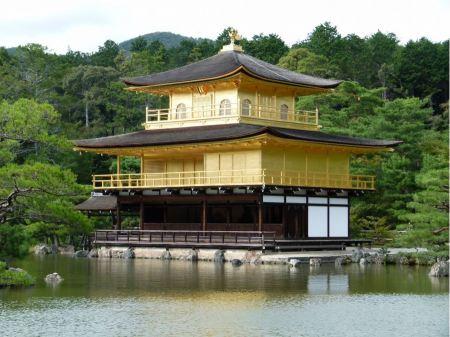 Free Goldener Tempel in Kyoto