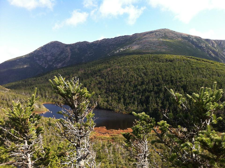 Free The White Mountains of New Hampshire in the fall