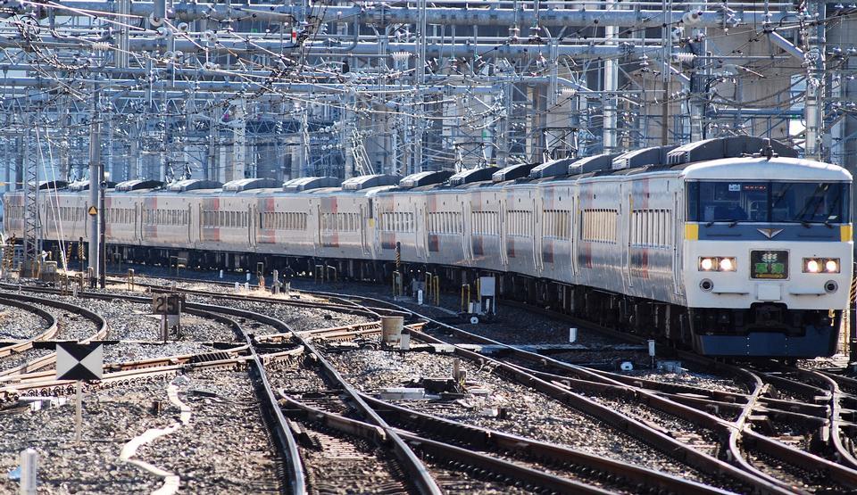 Free Japan Railway and train in Omiya Station