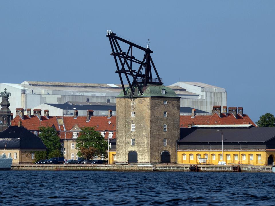 Free Landscape Copenhagen, Denmark