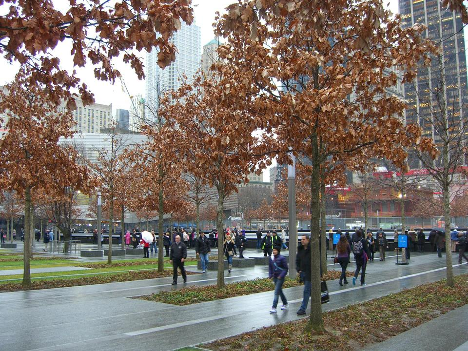 Free National September 11 Memorial & Museum in Manhattan
