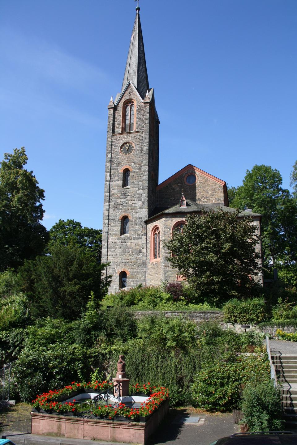 Free Cultural heritage monument in Bad Berleburg