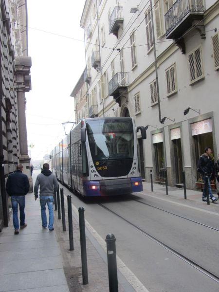 Free Italian Trams in Torino