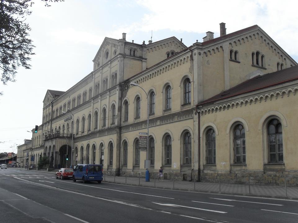 Free Railway station Teplice Czech
