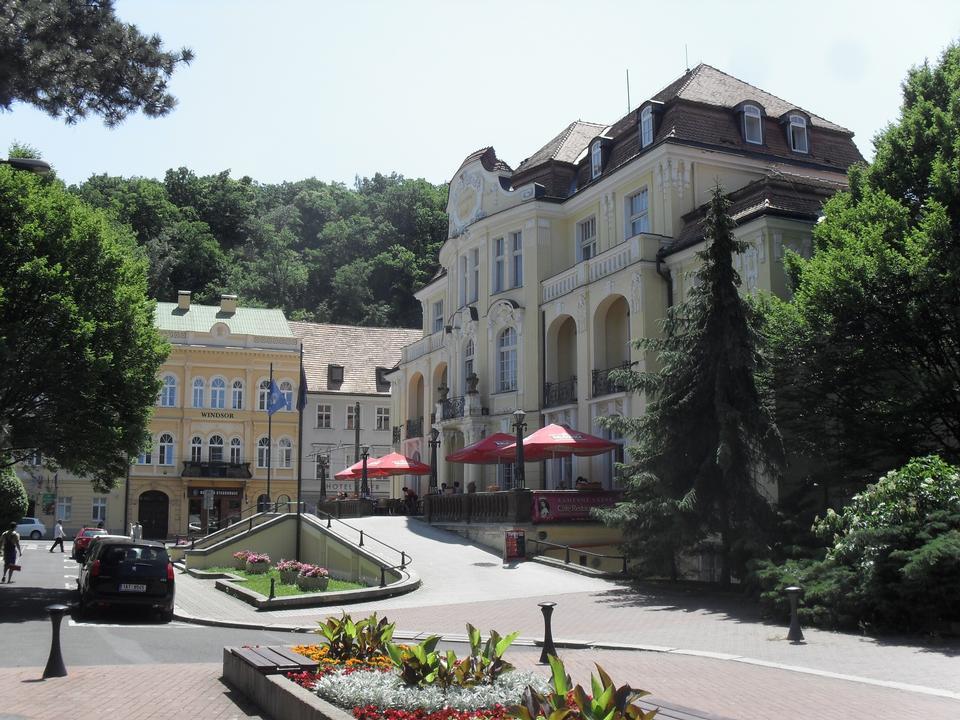 Free Czech Stone Town Spa