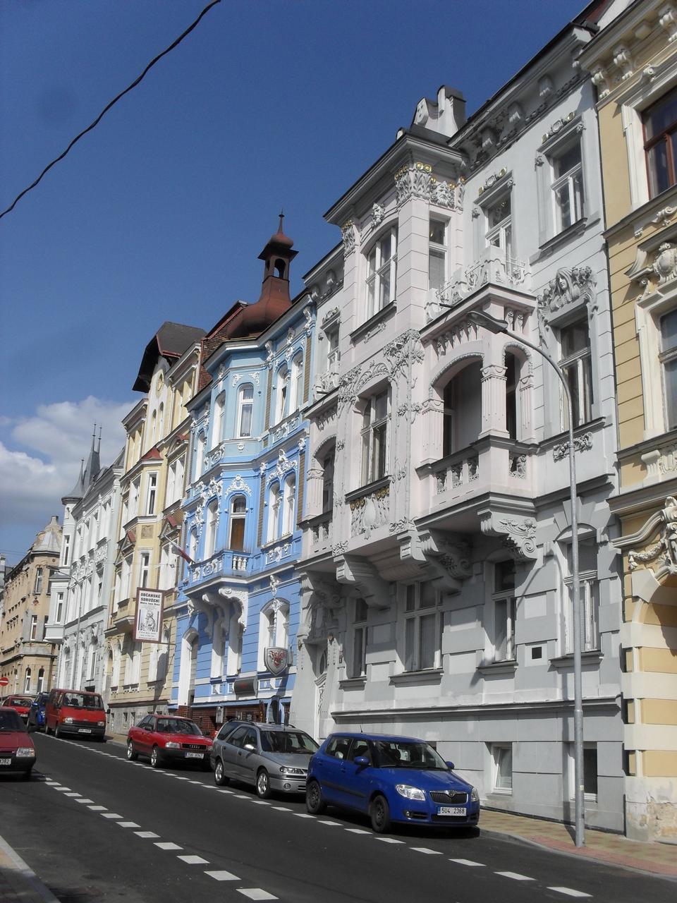 Free Residential building - Wolkerova Czech