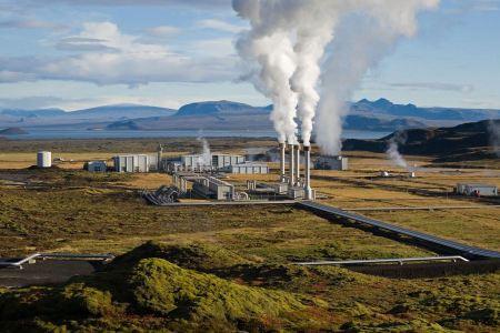 Free The Nesjavellir Geothermal Power Plant in Þingvellir, Iceland