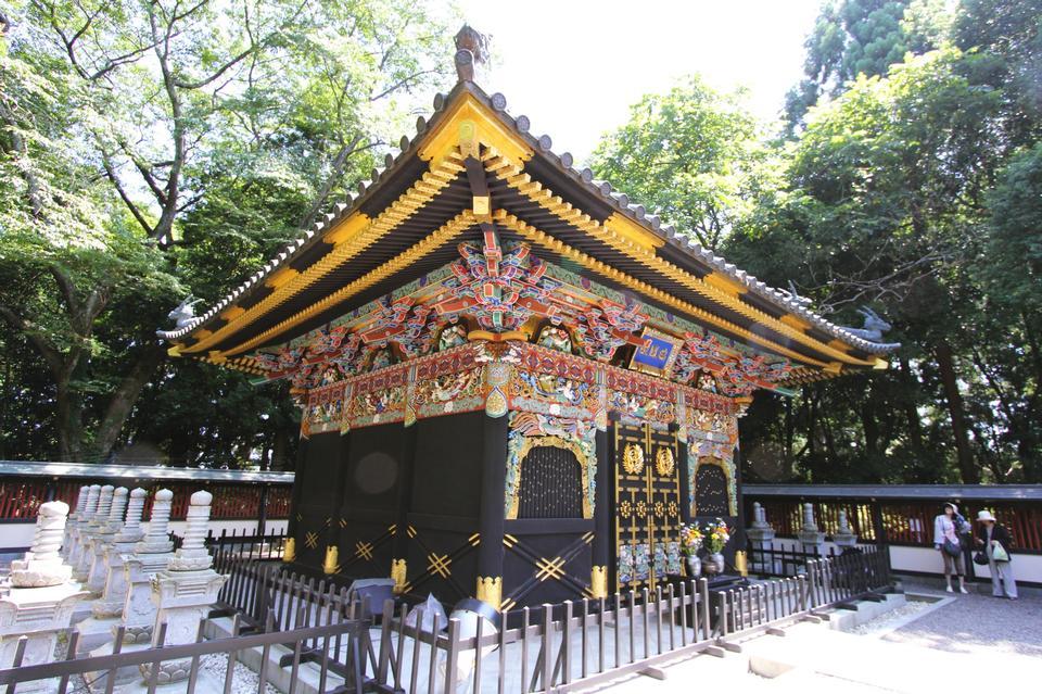 Free Sendai Travel: Zuihoden Mausoleum