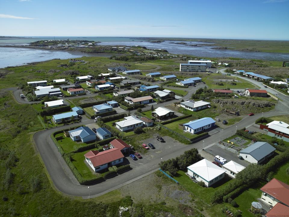 Free Borgarnes city in Iceland