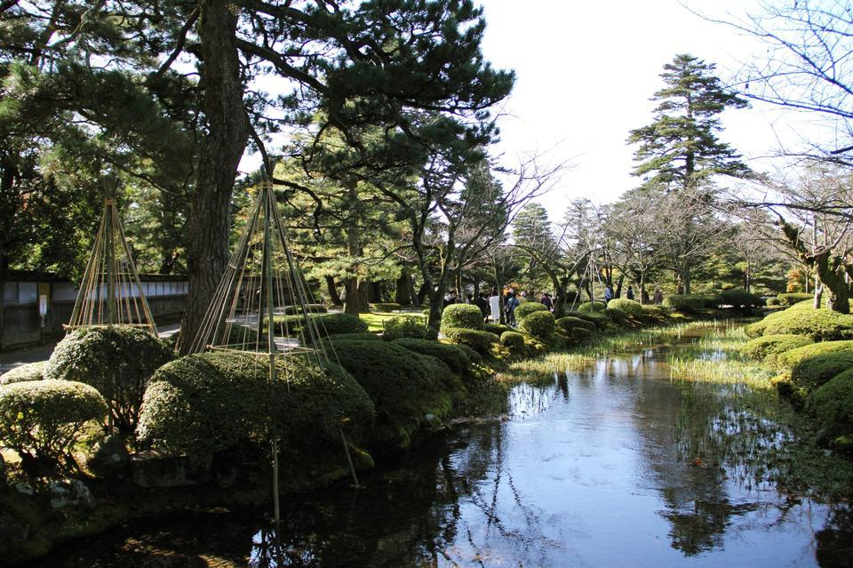 Free Kenrokuen Garden - Kanazawa