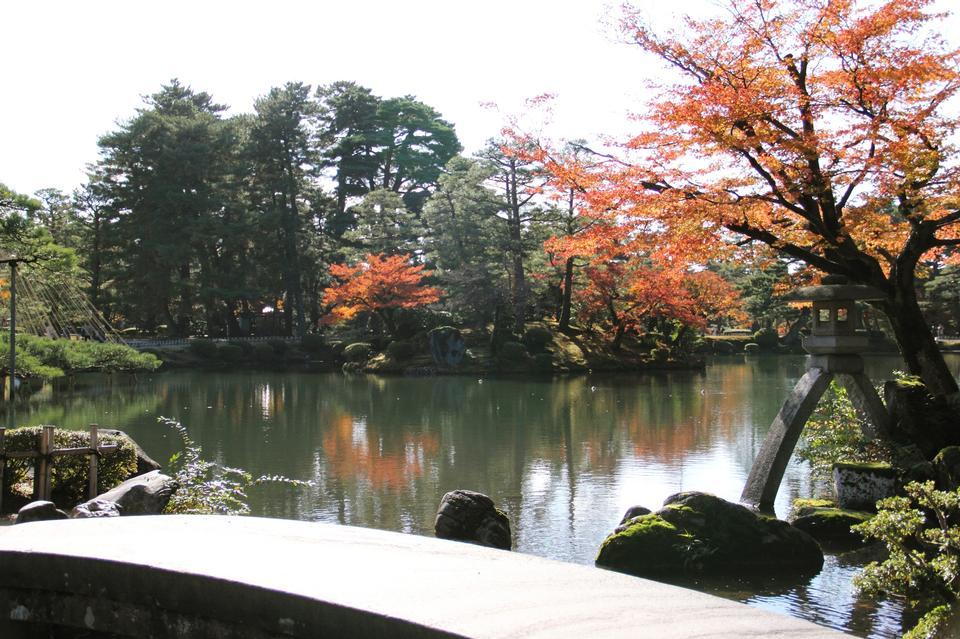 Free Historic Landscapes Kenrokuen Garden