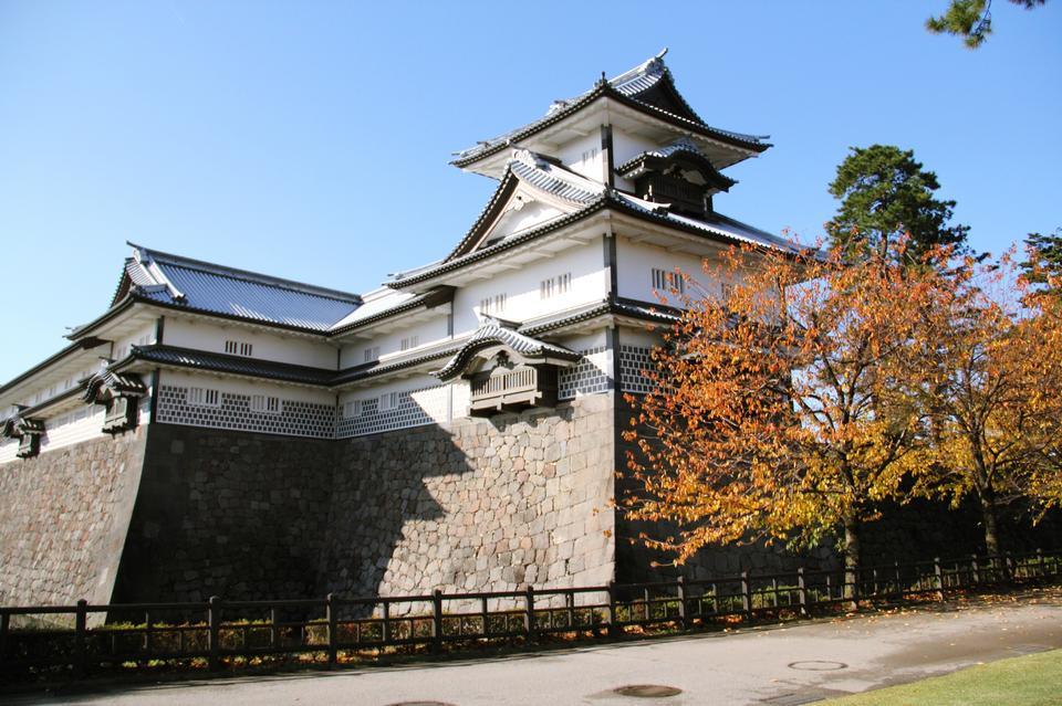 Free Kanazawa Travel Kanazawa Castle