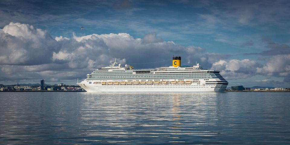 Free Costa Concordia cruise ship